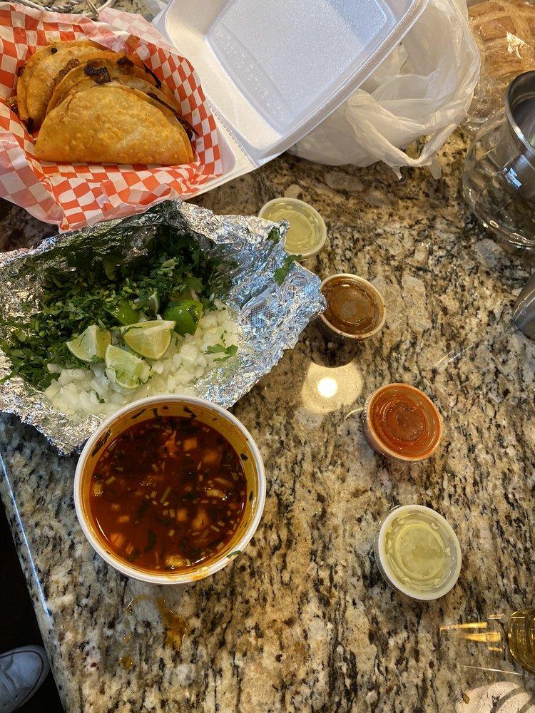 Birrieria y Taqueria Cortez: 2220 E Rosedale St, Fort Worth, TX