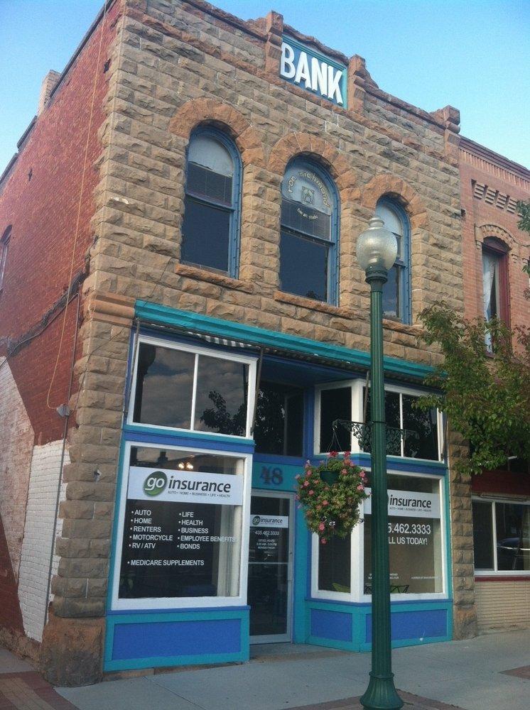 Go Insurance & Financial Services: 48 W Main St, Mount Pleasant, UT