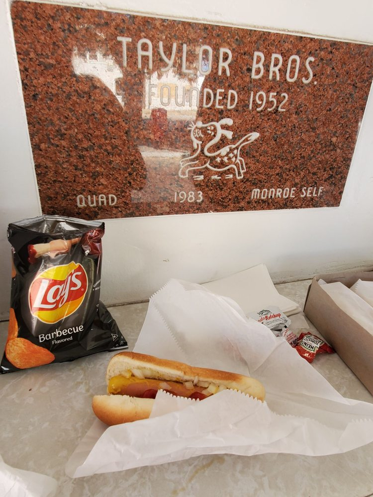 Taylor Bros Hot Dog Stand