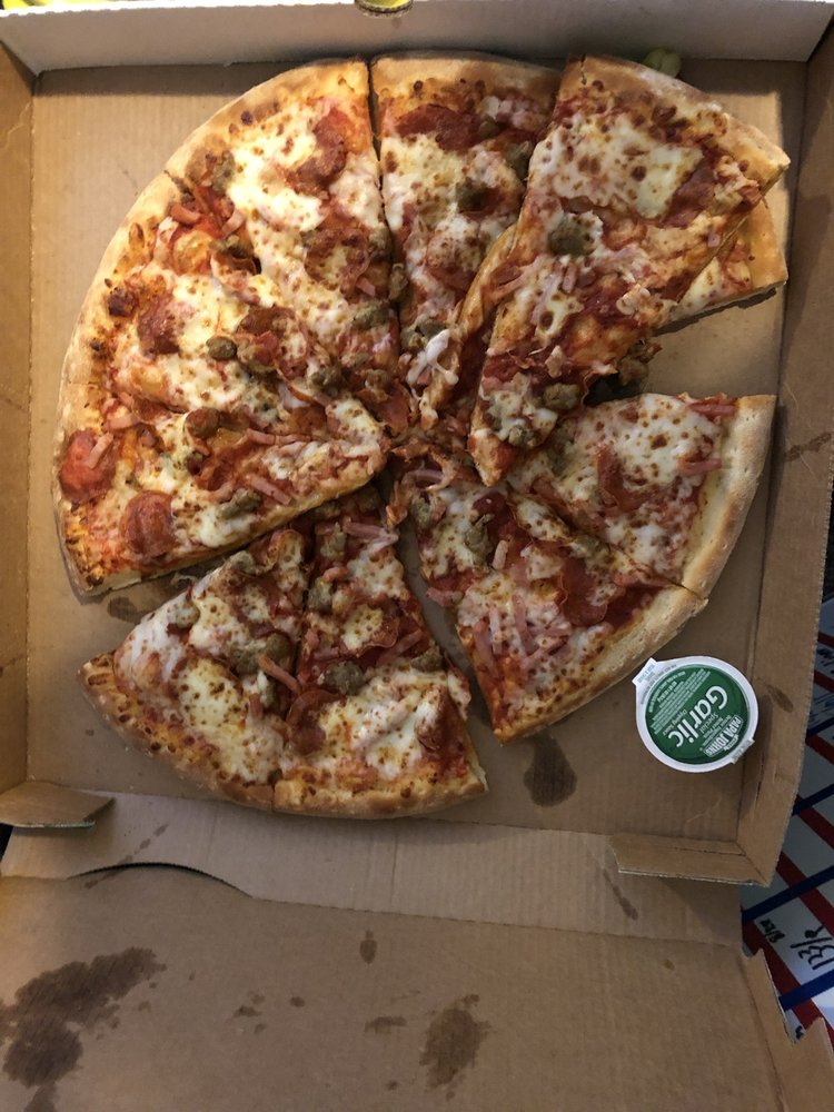 Papa John's Pizza: 1701 Joe Harvey Blvd., Hobbs, NM