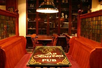 Au bureau bars place alphonse bosch wavre brabant wallon