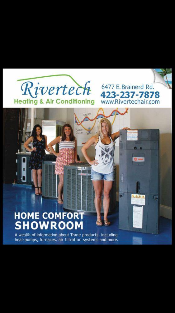 Rivertech Heating & Air Conditioning: 6477 E Brainerd Rd, Chattanooga, TN