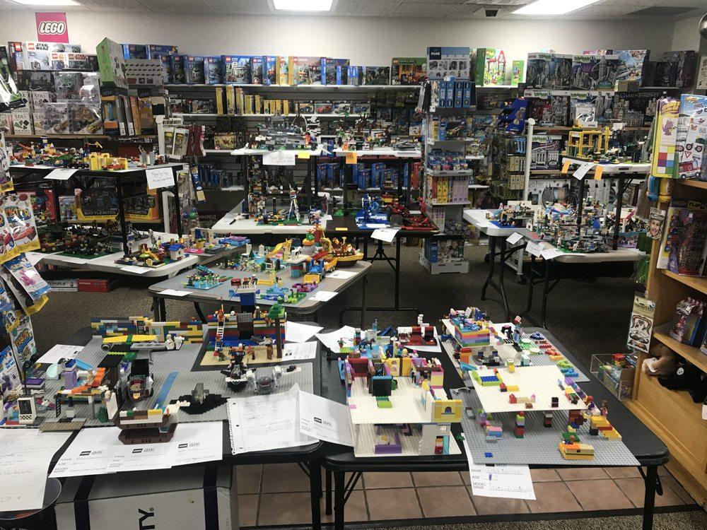 Toy Town: 130 S Wolcott, Casper, WY