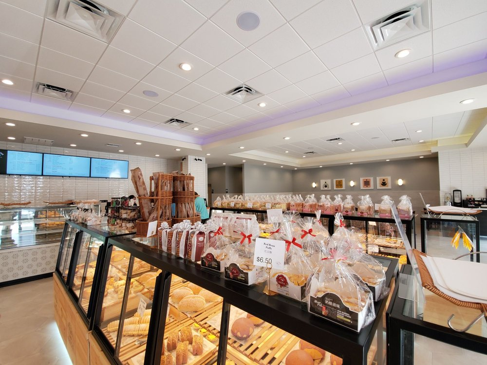 Sweet Buns Bakery: 2788 E Fowler Ave, Tampa, FL