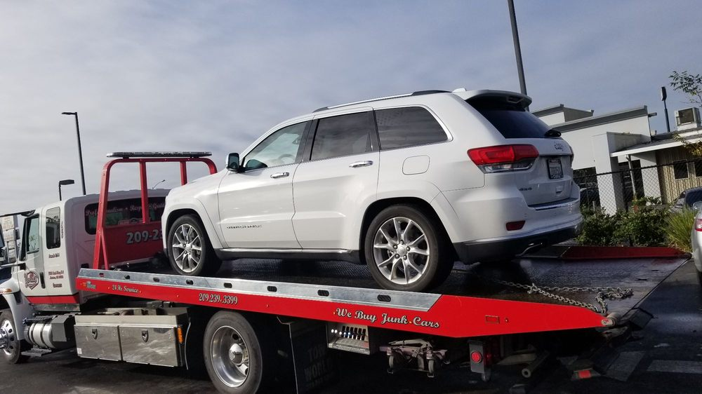 Towing business in Manteca, CA