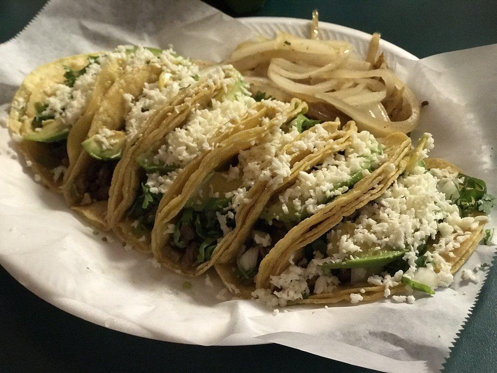Tacos Don Pepe: 1042  S Alamo Rd, Alamo, TX