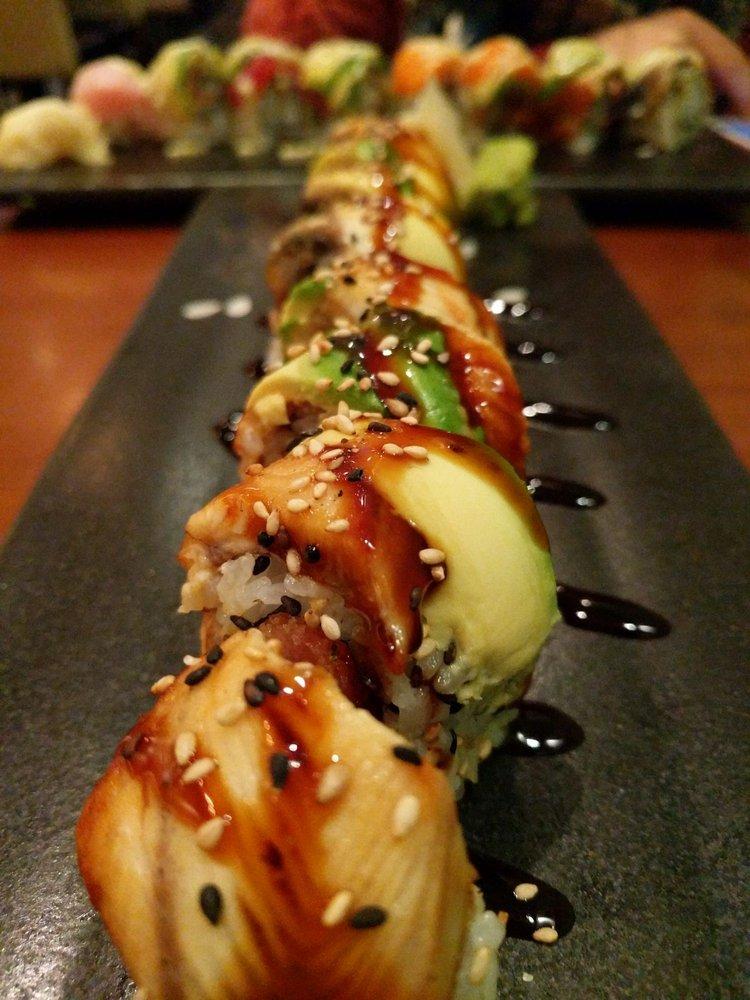 Kira Asian Bistro + Sushi Bar: 575 Main St, Armonk, NY