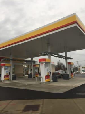 Shell Gas Station Gas Stations 228 Waverly St Framingham Ma