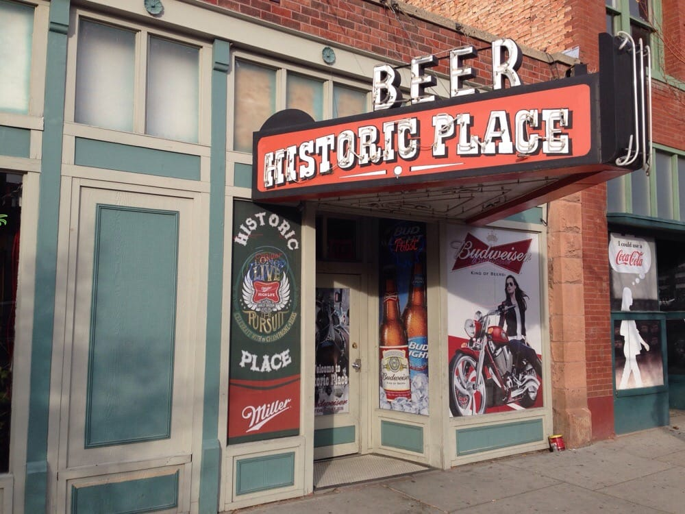 Historic Place Bars 162 25th St Ogden UT Phone Number Last