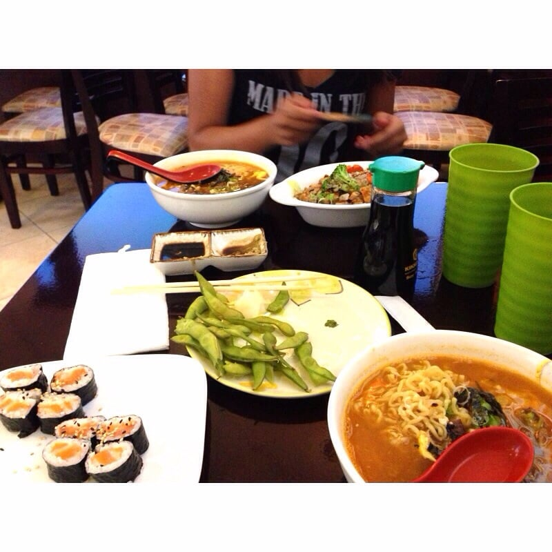 Aki sushi 202 fotos y 161 rese as cocina japonesa - Aki grifos cocina ...