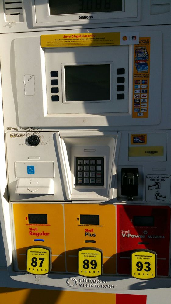 Shell - Gas Stations - 8610 Airport Blvd, Hobby, Houston, TX