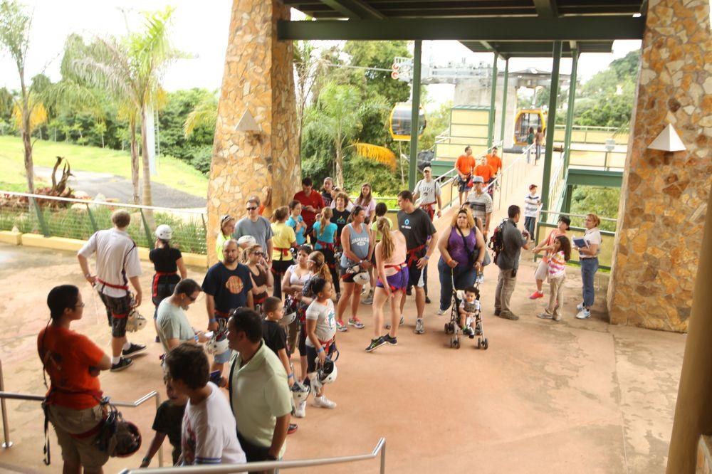 La Marquesa Canopy Tour: Carretera 834 Km 3.2, Guaynabo, PR
