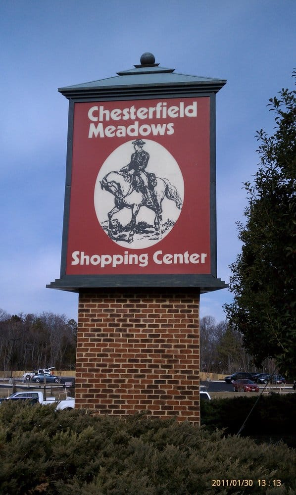 Chesterfield Meadows Shopping Center: Route 10 And Centralia Rd, Chesterfield, VA