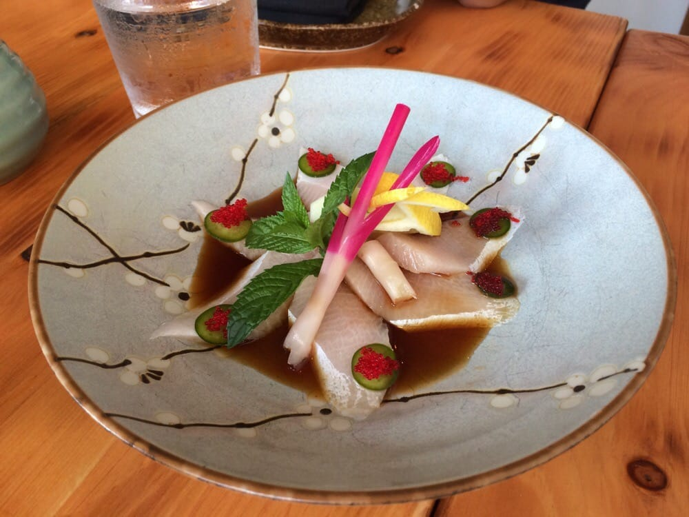 Hamachi jalape o jalape o is not spicy at all yelp for Tsukiji fish market chicago