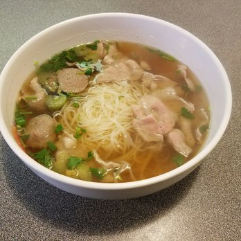 Photo Of Golden Wok Champaign Il United States Beef Pho