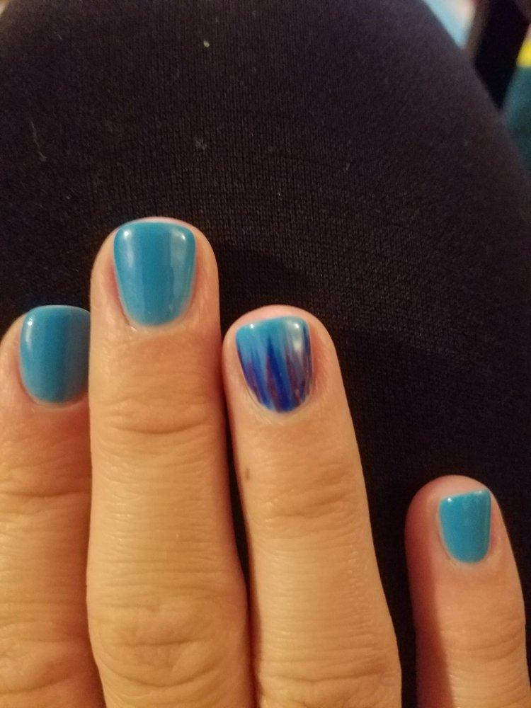 Love my nail art!! I just found my new nail salon!! - Yelp