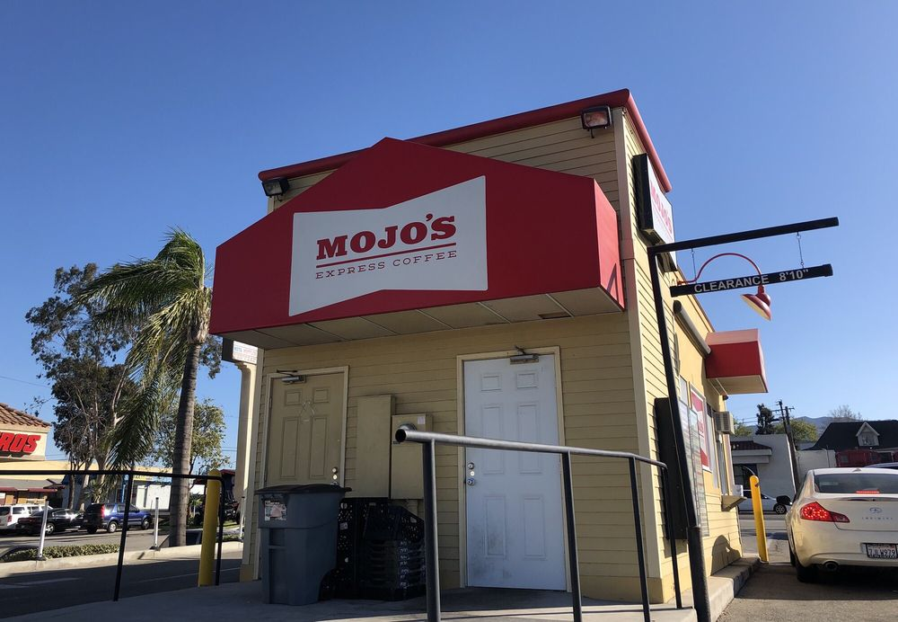 Mojo's Drive Thru Coffee
