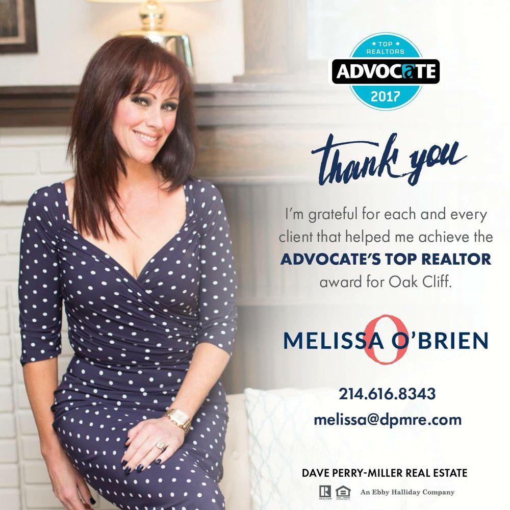 Melissa O'Brien - Dave Perry-Miller Real Estate