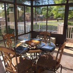 Photo Of Patriot Sunrooms   Ellisville, MO, United States. This Sunroom Is  All