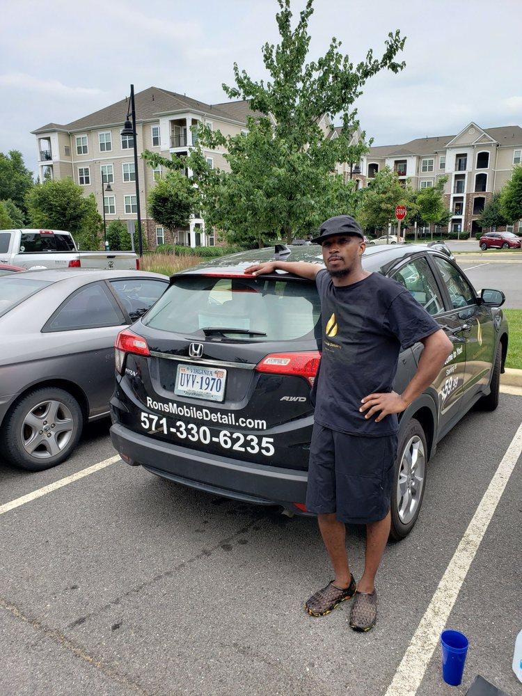Ron's Mobile Detailing: Gainesville, VA