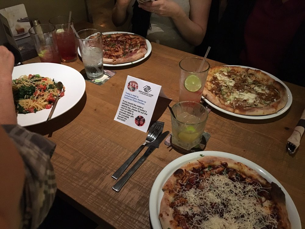 California Pizza Kitchen Escondido