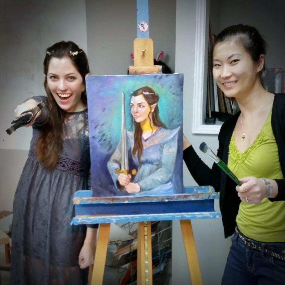 Winged Canvas Art Hub