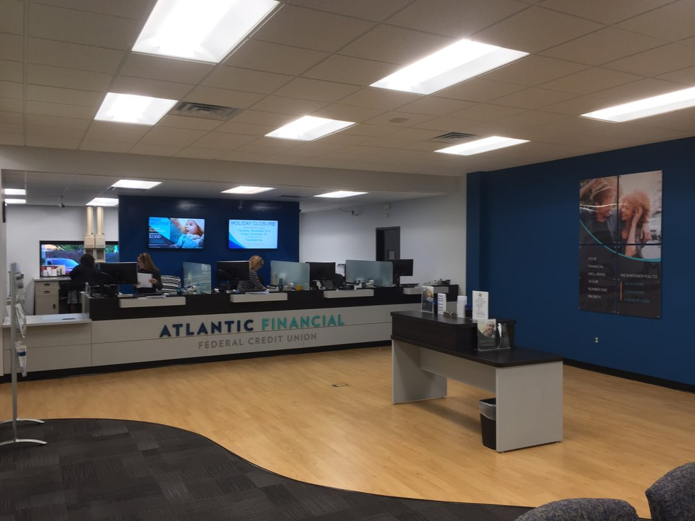 Atlantic Financial Federal Credit Union: 40 Schilling Rd, Hunt Valley, MD