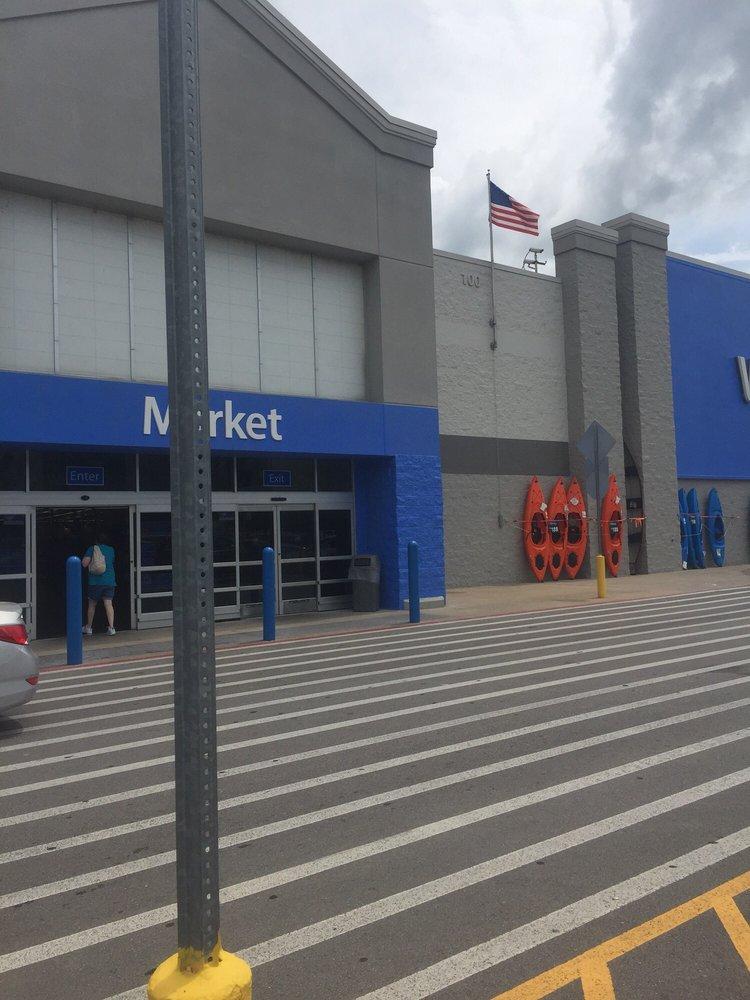 Walmart Neighborhood Market: 224 E Hwy 76, Anderson, MO