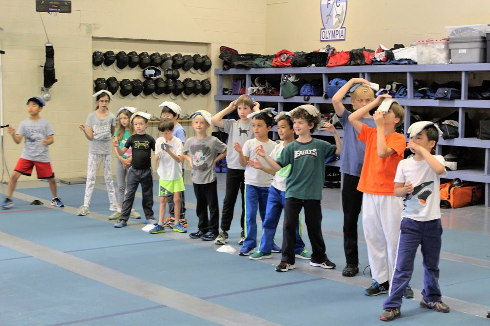 Olympia Fencing Center: 127 Smith Pl, Cambridge, MA