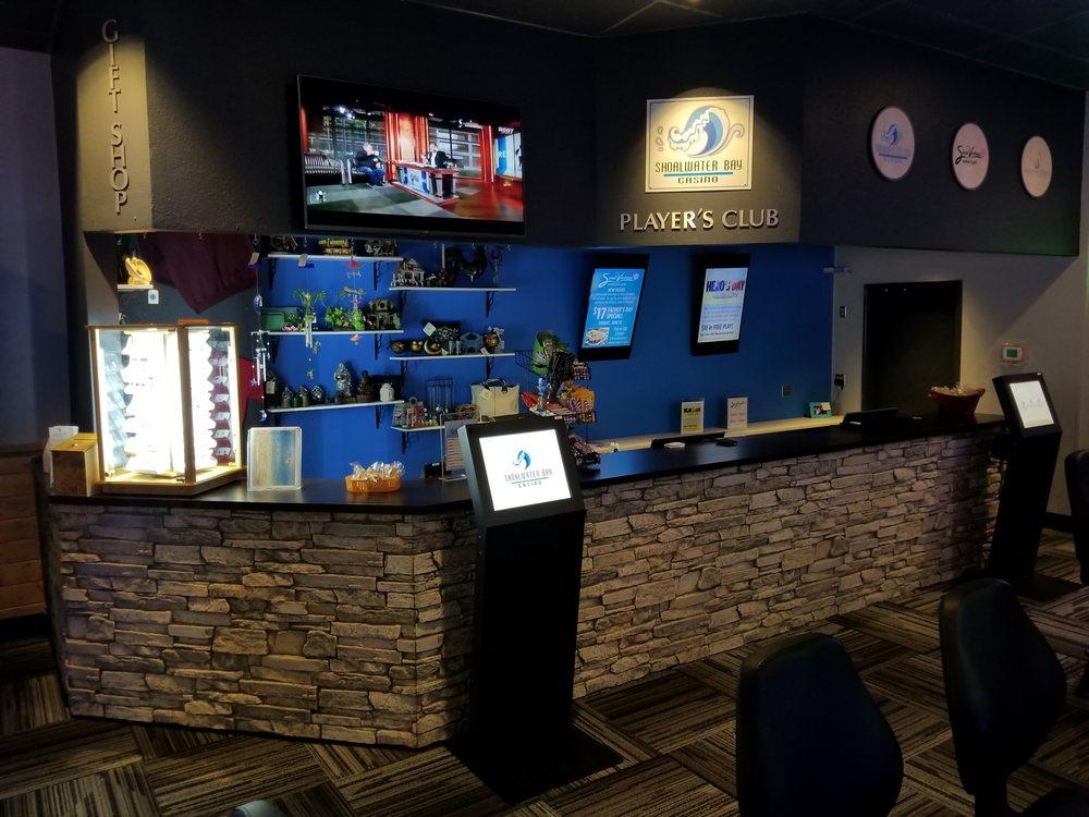 Shoalwater Bay Casino: 4112 Hwy 105, Tokeland, WA