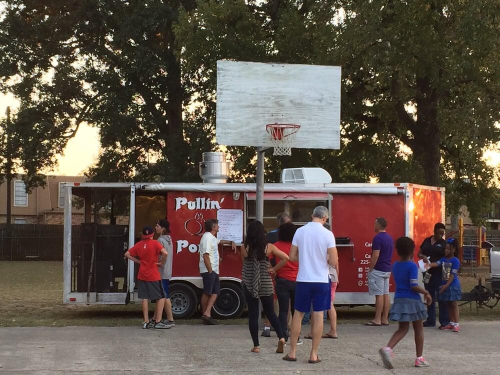 Pullin' Pork: Baton Rouge, LA