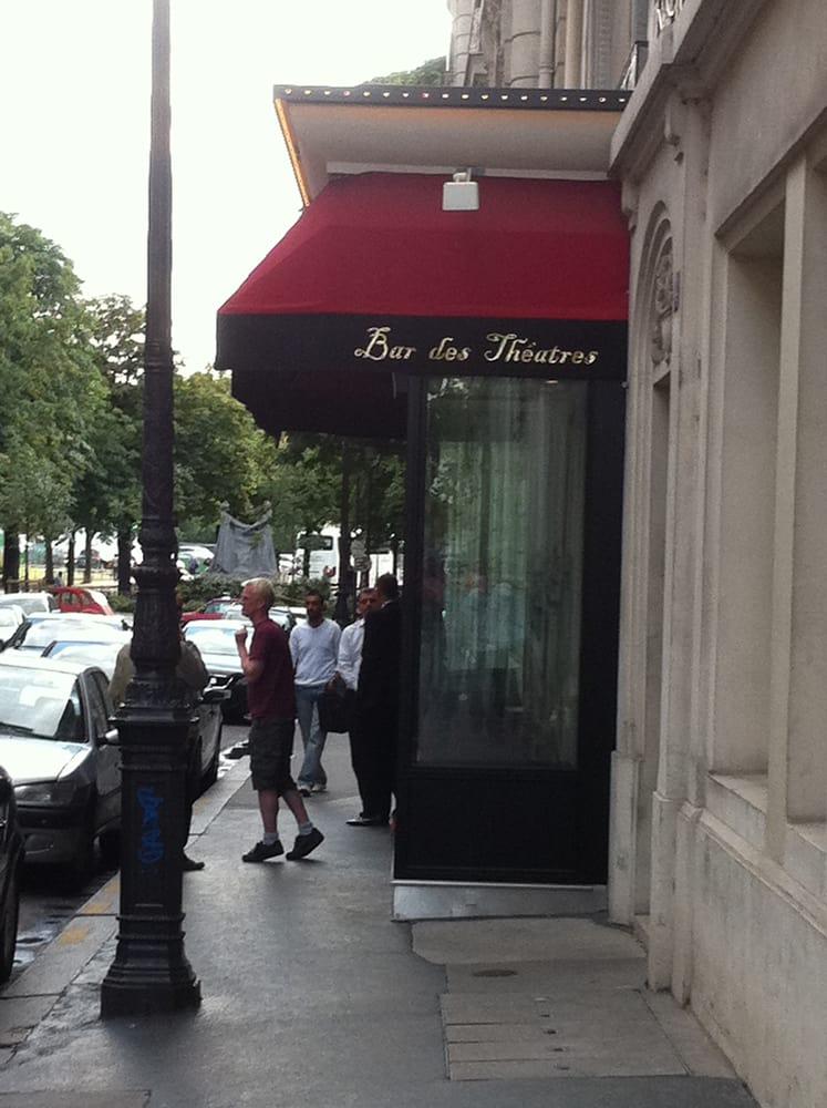 bar des th tres cocina francesa 44 rue jean goujon champs elys es par s paris francia. Black Bedroom Furniture Sets. Home Design Ideas