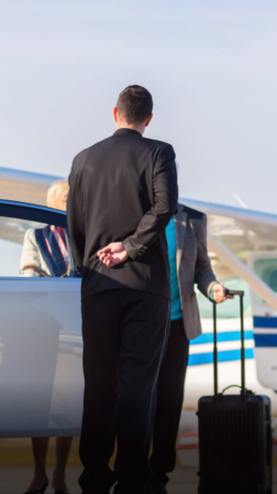 Airport Connection Taxi & Sedan Service: 363 Linden Ct, Herndon, VA
