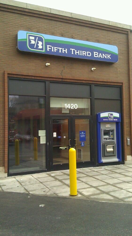 fifth third bank kroger