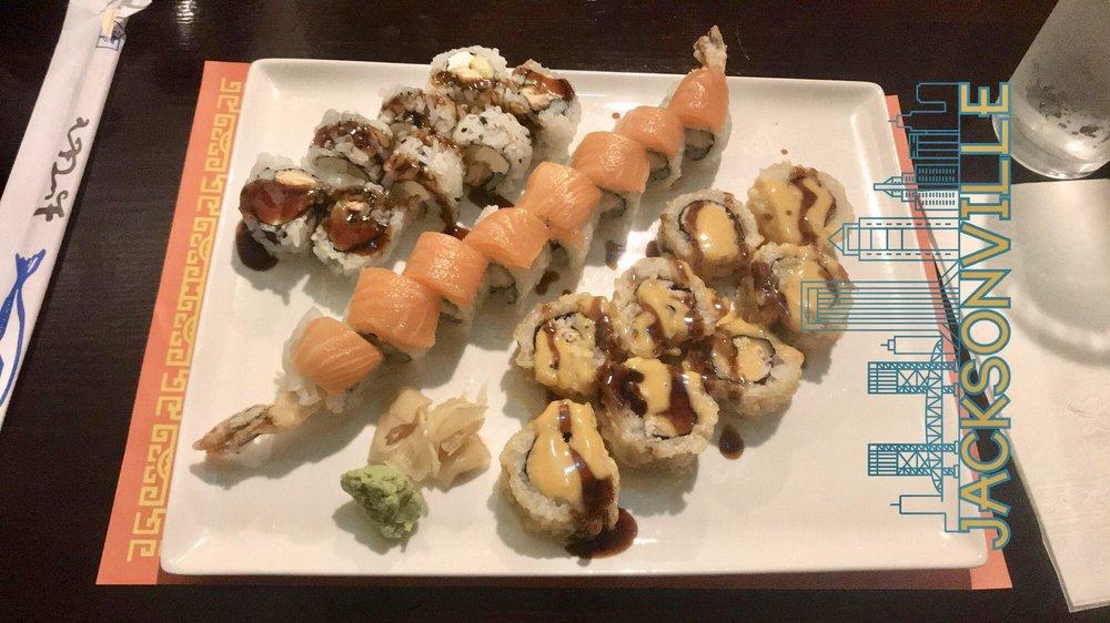 Fusion Sushi: 1550 University Blvd W, Jacksonville, FL