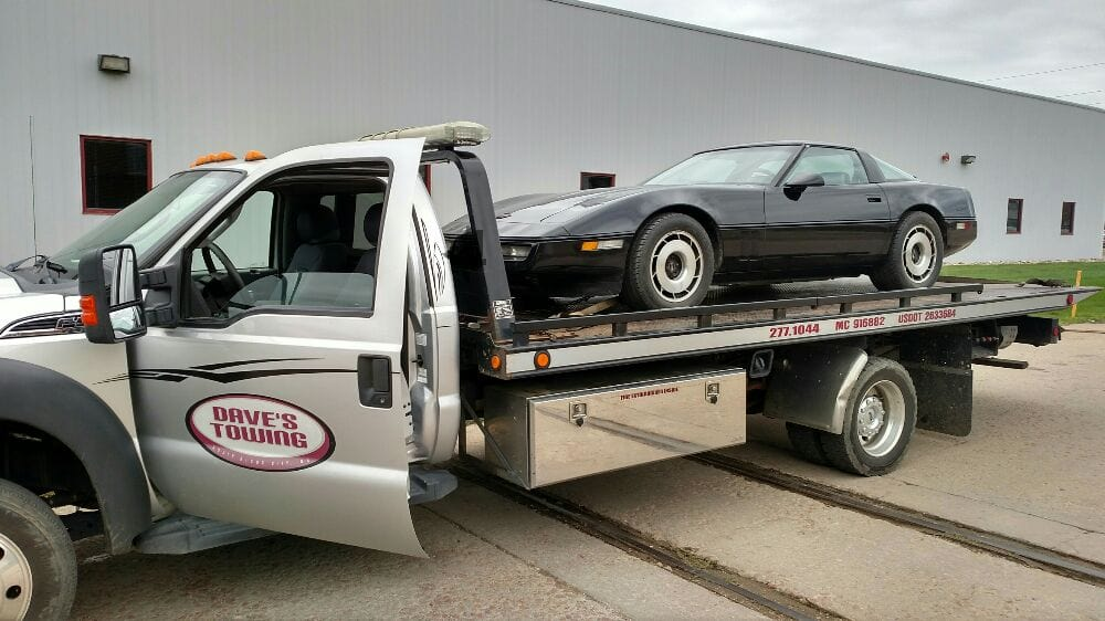 Towing business in South Sioux City, NE