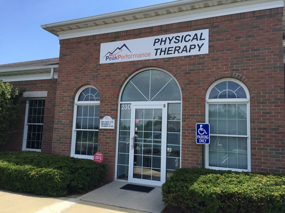 Peak Performance Physical Therapy: 230 Windsor Dr, Cortland, OH