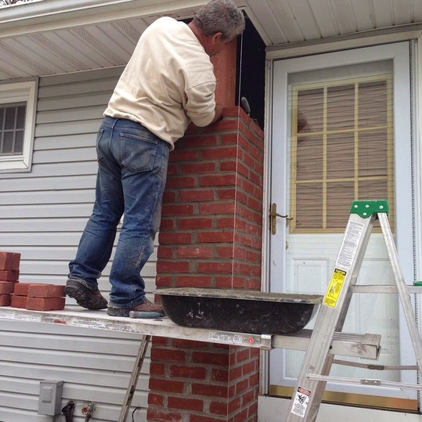 Sunrise Roofing and Chimney: 15 Peconic Ave, Medford, NY