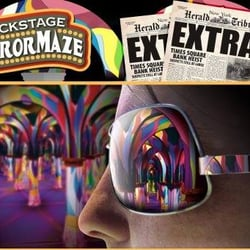 Photo Of Backstage Mirror Maze Myrtle Beach Sc United States Best