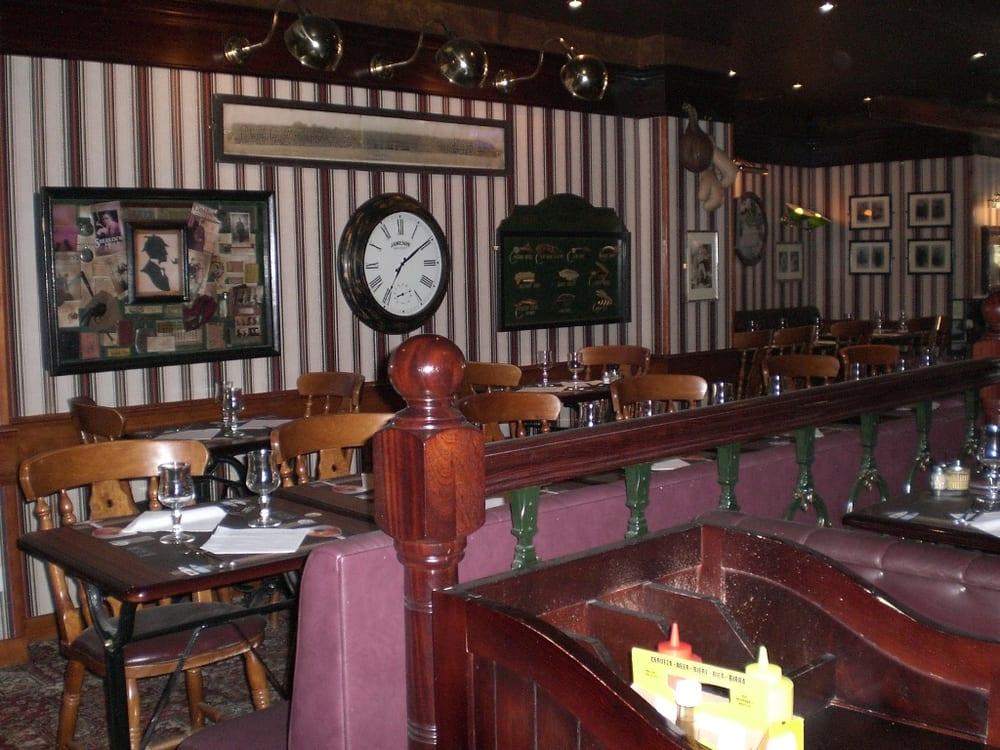 Visuel restaurant pub au bureau yelp