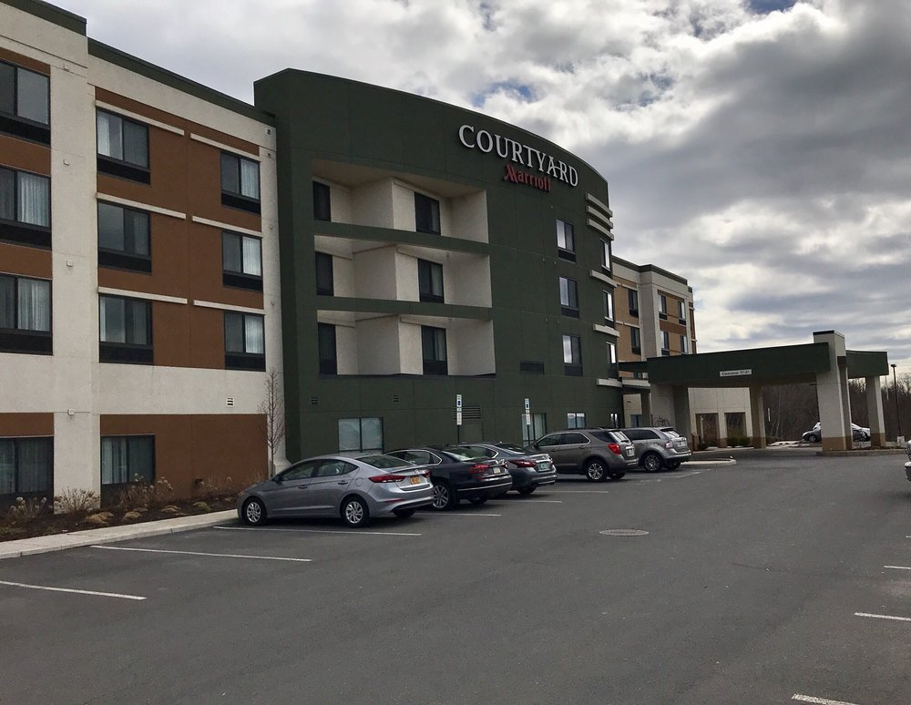 Courtyard by Marriott Wilkes-Barre Arena: 879 Schechter Dr, Wilkes-Barre, PA