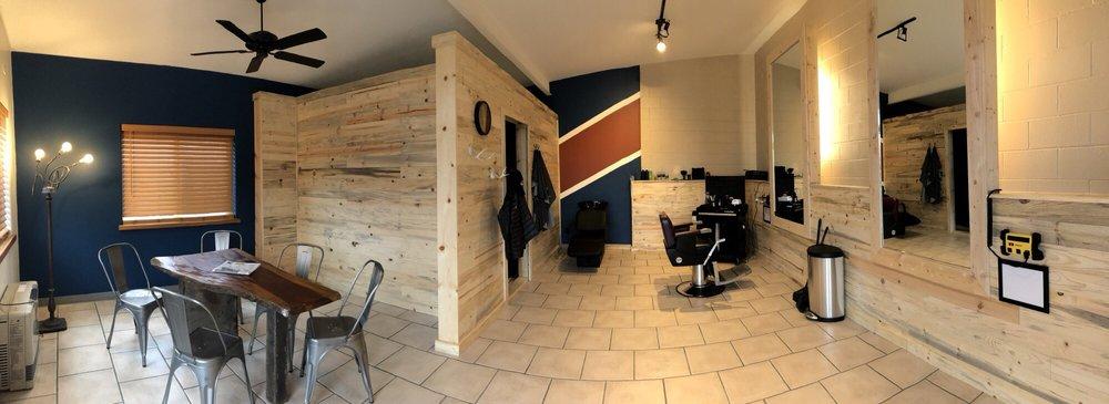 Whetstone Barbers: 3585 East End Rd, Homer, AK