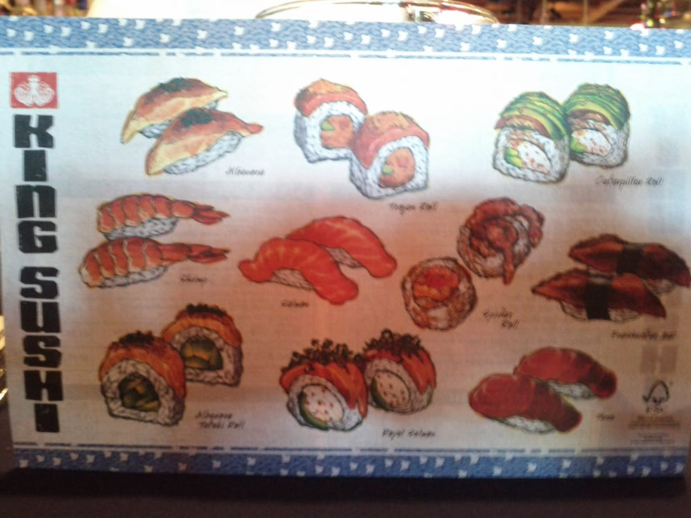 Sushi dictionary yelp for King s fish house mission valley