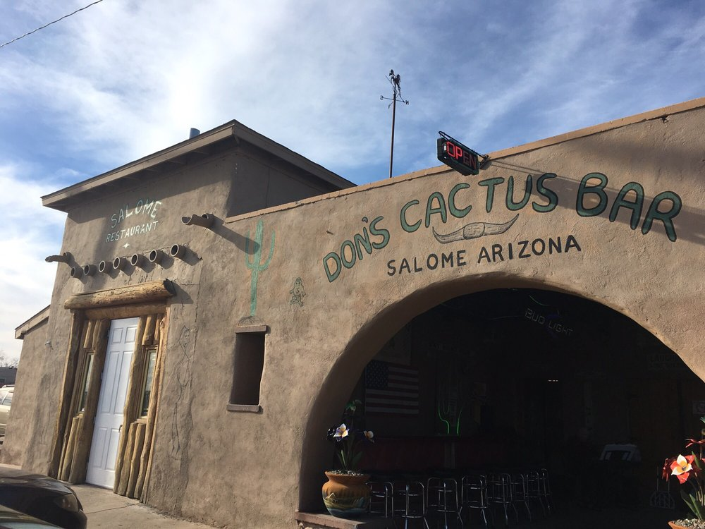 Cactus Bar (Enterprises): Salome, AZ
