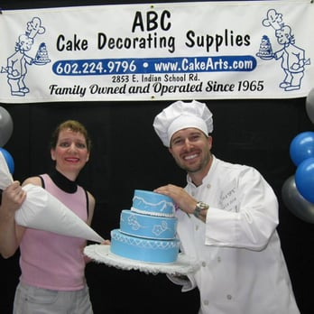 Abc baking cake decorating supplies 42 photos 75 for Abc cake decoration