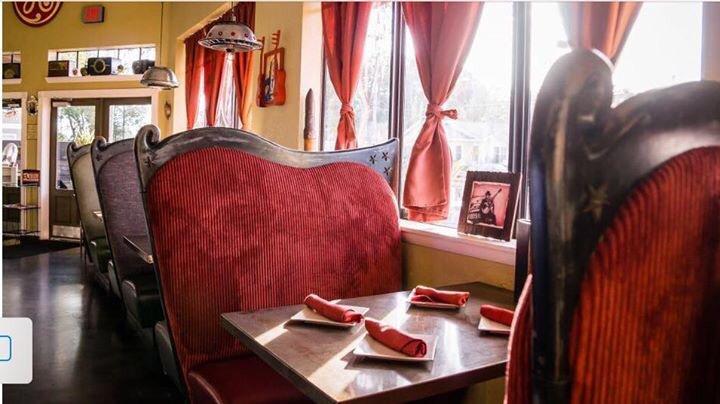 Ella's Americana Folk Art Cafe: 5119 N Nebraska Ave, Tampa, FL