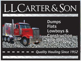 Ll Carter & Son: 17460 Countyline Church Rd, Ruther Glen, VA