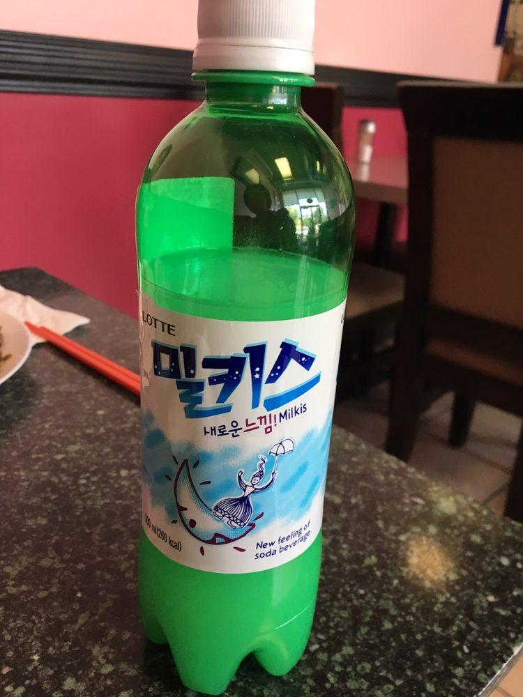 Korean Pop Which Is Very Tasty Like Carbonated Yogurt Drink Yelp