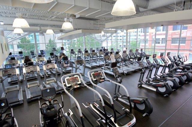 Newport Swim and Fitness Center