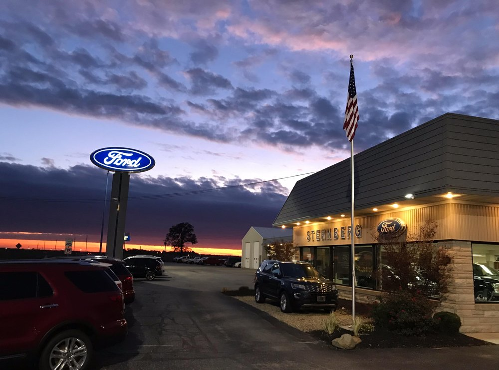 Sternberg Ford: 600 S Washington St, Dale, IN